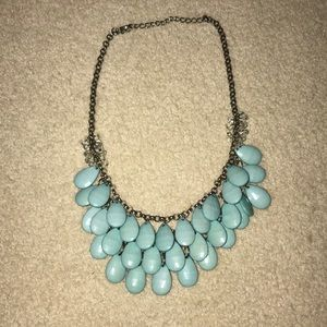 Charming Charlie's Blue Necklace